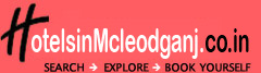 Hotels in Mcleodganj Logo