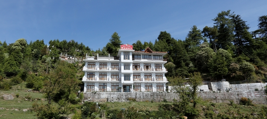 Dal Lake Resort Mcleodganj