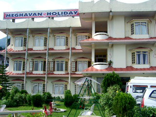 Meghavan Holiday Resort Mcleodganj