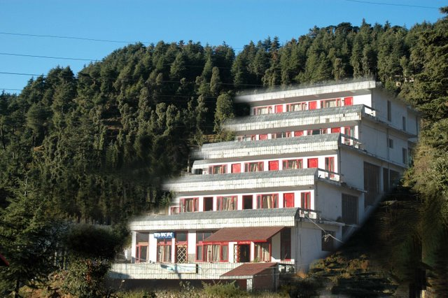 Spring Valley Resorts Mcleodganj