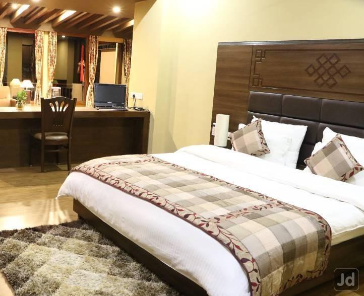 Mcleodganj Norbu House Deluxe Room